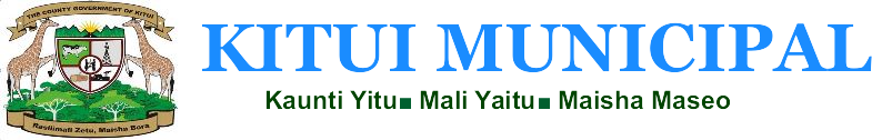 KITUI MUNICIPALITY Logo